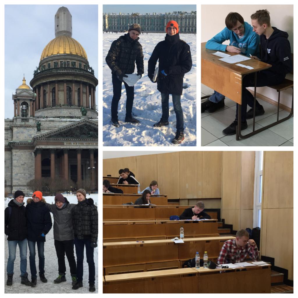 Eesti poisid Peterburis
